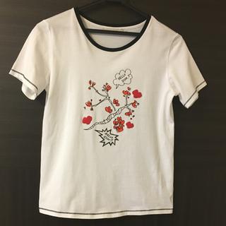 クリスチャンディオール(Christian Dior)の激お値下げ! レア Dior☆2019SS Tシャツ 日本限定(美品)(Tシャツ(半袖/袖なし))