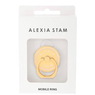 アリシアスタン(ALEXIA STAM)のアリシアスタン スマホリング(iPhoneケース)