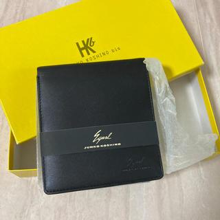 コシノジュンコ(JUNKO KOSHINO)のコシノジュンコ 二つ折り財布(折り財布)
