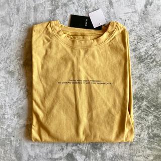 フリークスストア(FREAK'S STORE)の【新品タグ付き】 2020新作 天竺フォトプリントロンT (Tシャツ(長袖/七分))