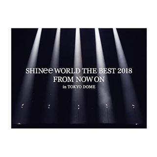 シャイニー(SHINee)の《 SHINee WORLD THE BEST 2018 東京ドーム DVD 》(アイドル)
