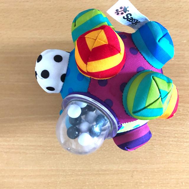 Sassy(サッシー)の【Sassy/サッシー】ビッグ・バンピング・ボール6ヶ月〜TYSA80109 キッズ/ベビー/マタニティのおもちゃ(知育玩具)の商品写真