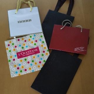 ロクシタン(L'OCCITANE)のブランドショップ袋(ショップ袋)