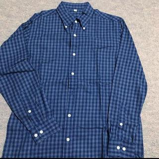 ユニクロ(UNIQLO)のユニクロ ボタンダウン カジュアルシャツ(ポロシャツ)