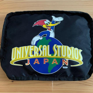 ユニバーサルスタジオジャパン(USJ)のユニーバーサル・スタジオ ウッドペッカー エコバック(エコバッグ)