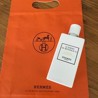 エルメス(Hermes)のエルメス  ボディーローション 李氏の庭(ボディローション/ミルク)