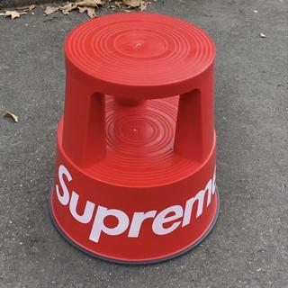 シュプリーム(Supreme)のSupreme  Wedo Step Stool RED 新品・未開封 即日発送(スツール)