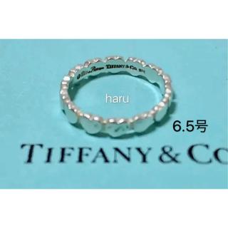 ティファニー(Tiffany & Co.)のティファニー 大人気のパロマ クラウン オブ ハート リング6.5号(リング(指輪))