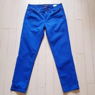 カルバンクライン(Calvin Klein)の◆美品◆Calvin Klein jeans◆ブルー◆スキニーパンツ◆27◆(デニム/ジーンズ)