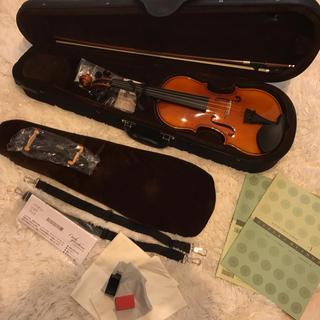 バイオリンセット 鈴木メソード教材&CD・チューナー付き(ヴァイオリン)