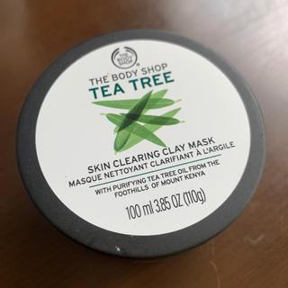 ザボディショップ(THE BODY SHOP)のThe body shop TEA TREE(パック/フェイスマスク)