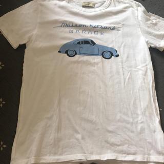 メゾンキツネ(MAISON KITSUNE')のメゾンキツネ✩*॰¨̮Tシャツ(Tシャツ/カットソー(半袖/袖なし))