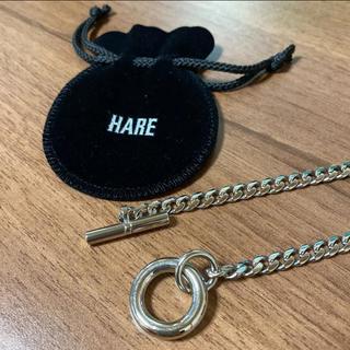 ハレ(HARE)のハレ マンテルチェーンネックレス(HARE)(ネックレス)