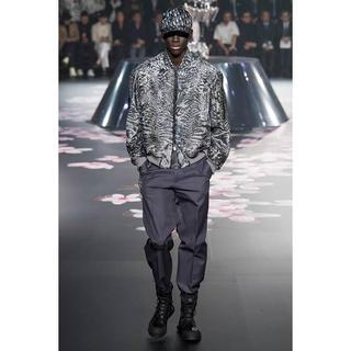 ディオール(Dior)の確認用① ☆ 19AWランウェイ使用 Dior Oblique CAP(キャップ)