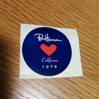 ロンハーマン(Ron Herman)のRon Herman ロンハーマン ステッカー シール 新品未使用 青(ステッカー)