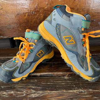 ニューバランス(New Balance)のニューバランストレッキングシューズ(登山用品)