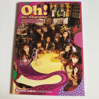 シャイニー(SHINee)のOh! CD 韓国版(K-POP/アジア)