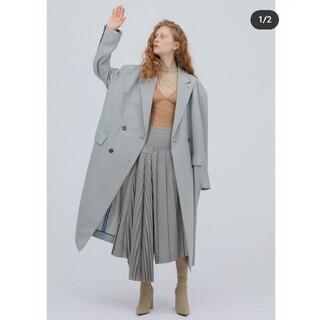 ルシェルブルー(LE CIEL BLEU)の【新品未使用】IRENE アイレネビッグジャケットコート(チェスターコート)