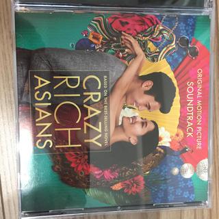 CRAZY RICH ASIANS サウンドトラック(映画音楽)