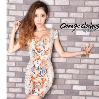 デイジーストア(dazzy store)のdazzystore chenge clothes キャバドレス(ナイトドレス)