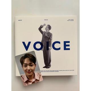 シャイニー(SHINee)のSHINee ONEW VOICE(K-POP/アジア)