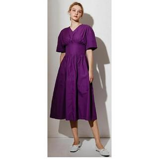 ルシェルブルー(LE CIEL BLEU)のLE CIEL BLUE♡ルシェルブルー♡ Round Form Dress(ロングワンピース/マキシワンピース)