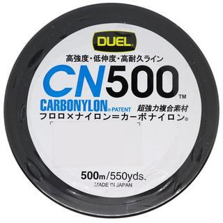 DUEL(デュエル) カーボナイロンライン 3号/CN500m☆ ♪🎣🥰(釣り糸/ライン)