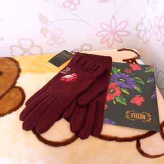 FEILER - ❤️フェイラー 手袋❤️