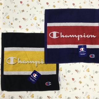 チャンピオン(Champion)のチャンピオン ハンドタオル 2枚セット(タオル/バス用品)