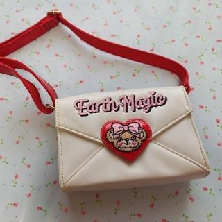 アースマジック(EARTHMAGIC)のレター型バッグ(ポシェット)