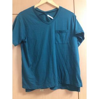アバンリリー(Avan Lily)の緑 トップス(Tシャツ(半袖/袖なし))