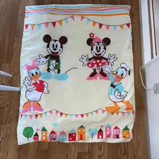 ディズニー(Disney)の掛布団 子供用 お昼寝用 ディズニー(ベビー布団)