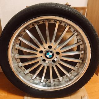 ビーエムダブリュー(BMW)の20インチ アルミホイール 4本セット 美品 室内保管(ホイール)