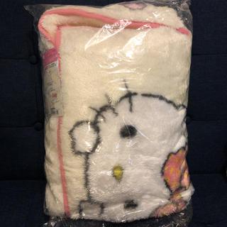 サンリオ(サンリオ)のハローキティ クッション 毛布(毛布)
