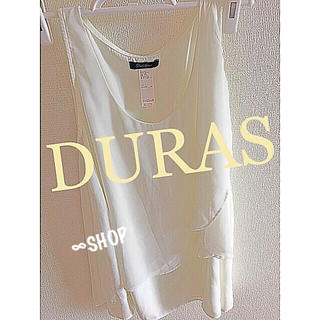 デュラス(DURAS)のDURAS   アンビエント    チュニック    トップス(チュニック)