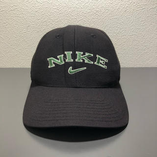 ナイキ(NIKE)の'90s 銀タグ NIKE cap(キャップ)