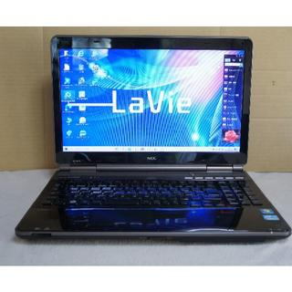 エヌイーシー(NEC)のNEC LaVie LL750/E /CORE i7・480GB SSD・8GB(ノートPC)
