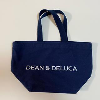 ディーンアンドデルーカ(DEAN & DELUCA)のDEAN&DELUCA  トートバッグS 紺(トートバッグ)