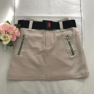 ダブルスタンダードクロージング(DOUBLE STANDARD CLOTHING)のDOUBLE STANDARD CLOTHING ⭐️スカート⭐️36(ミニスカート)