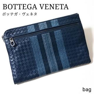 ボッテガヴェネタ(Bottega Veneta)の専用:ボッテガヴェネタ メンズ イントレチャート クラッチバッグ セカンドバッグ(セカンドバッグ/クラッチバッグ)