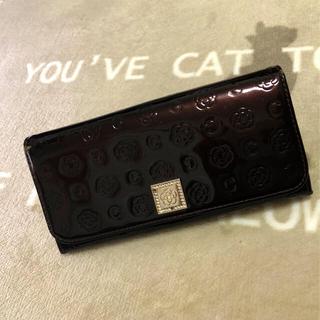 クレイサス(CLATHAS)の【美品】CLATHAS財布&ジルコニア♡ネックレス(長財布)