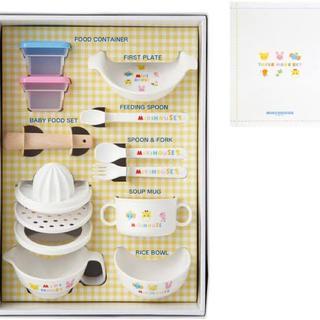 ミキハウス(mikihouse)のミキハウス 離乳食スタートセット(離乳食器セット)