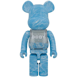 MY FIRST BE@RBRICK WATER CREST 1000% 新品(その他)