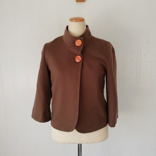 ブージュルード(Bou Jeloud)のBouJeloudジャケット(再お値下げ)(ノーカラージャケット)