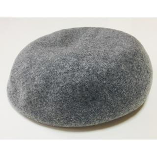 リエンダ(rienda)のrienda ベレー帽(ハンチング/ベレー帽)