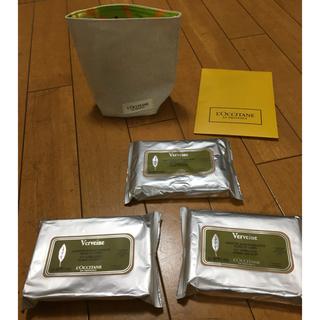 L'OCCITANE - 新品 ロクシタン ヴァーベナ   アイスタレッツトリオ 化粧水 3個セット