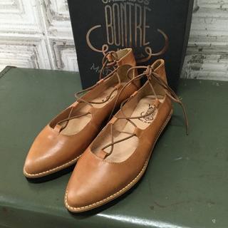 ジャーナルスタンダード(JOURNAL STANDARD)のスペイン製 BONTRE ボントレ シューズ USED(ローファー/革靴)