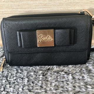 バービー(Barbie)のお財布型ポーチ(ショルダーバッグ)