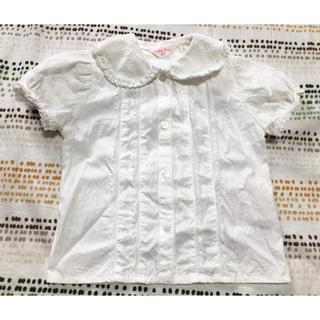 シャーリーテンプル(Shirley Temple)の90 ハート半袖ブラウス(Tシャツ/カットソー)