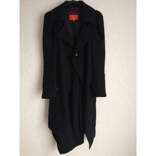 ヴィヴィアンウエストウッド(Vivienne Westwood)のVivienne Westwood 変形コート(ロングコート)